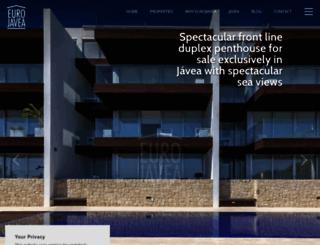 eurojavea.com screenshot
