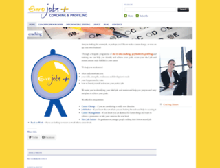eurojobsplus.wordpress.com screenshot
