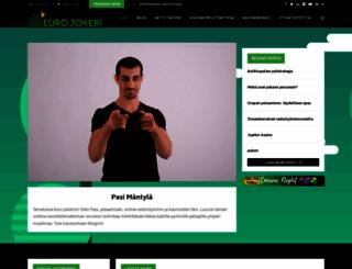 eurojokeri.com screenshot