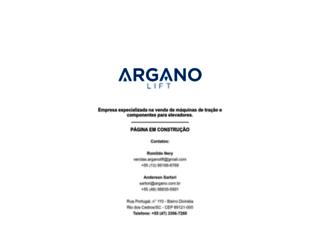 eurolift.com.br screenshot