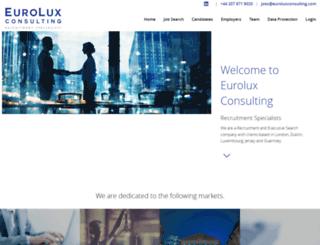 euroluxconsulting.com screenshot