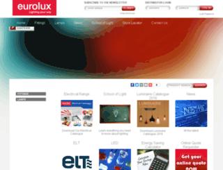 euroluxme.ae screenshot