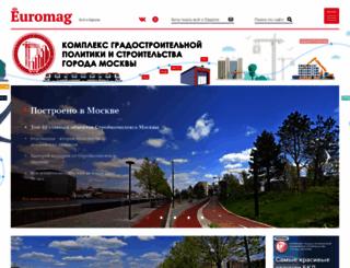 euromag.ru screenshot