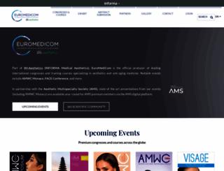 euromedicom.com screenshot