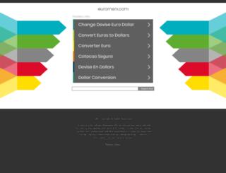 euromerx.com screenshot