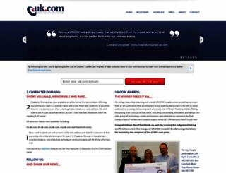 euromillions.uk.com screenshot