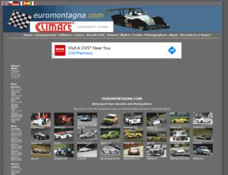 euromontagna.com screenshot