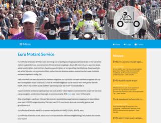 euromotardservice.nl screenshot