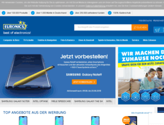 euronics.de screenshot