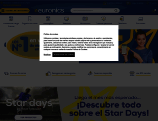 euronics.es screenshot