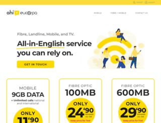 europa-network.com screenshot
