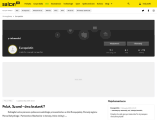 europa.salon24.pl screenshot