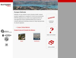 europan-tr.org screenshot