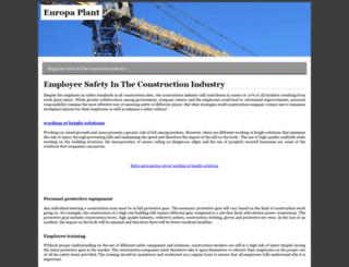 europaplant.com screenshot