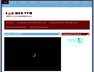 europapuglia.it screenshot