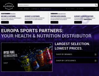 europasports.com screenshot