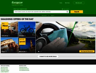 europcar.co.id screenshot