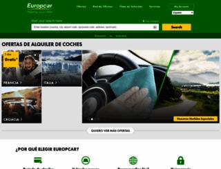 europcar.com.uy screenshot