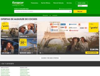 europcarargentina.com screenshot