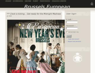 european-ball.eu screenshot