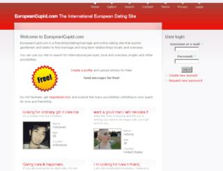 europeancupid.com screenshot