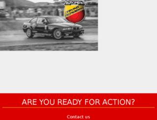 europeandrivingacademy.com screenshot