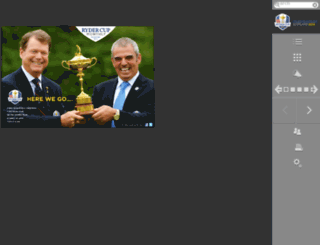 europeantour.globalgolfpost.com screenshot