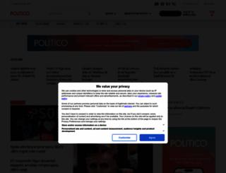 europeanvoice.com screenshot