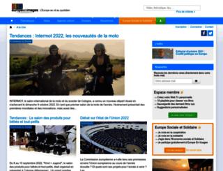 europeenimages.net screenshot