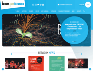europejazz.net screenshot