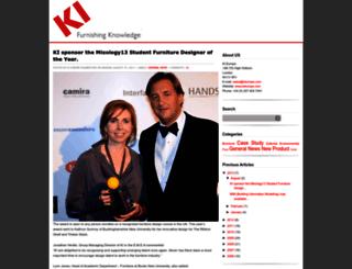 europenews.ki.com screenshot