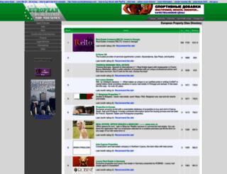 europetopsites.com screenshot