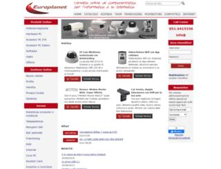 europlanetshop.com screenshot