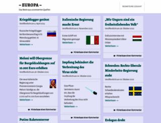 europolitic.wordpress.com screenshot