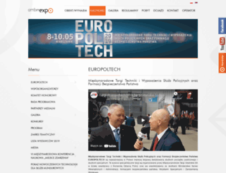 europoltech.pl screenshot