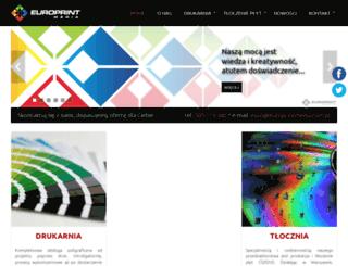 europrintmedia.com.pl screenshot