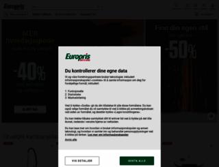europris.no screenshot
