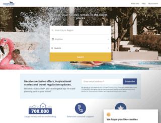 eurorelais.com screenshot