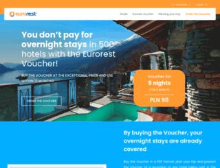 eurorest.net screenshot