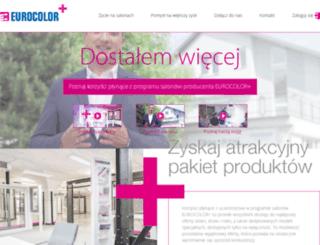 eurosalony.pl screenshot
