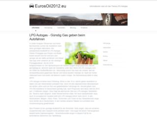 eurosoil2012.eu screenshot