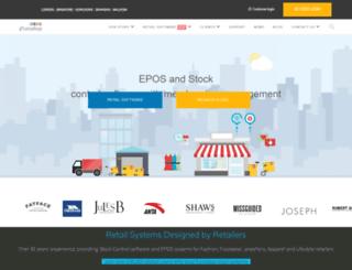 eurostop.co.uk screenshot