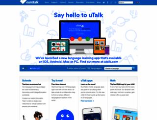 eurotalk.com screenshot