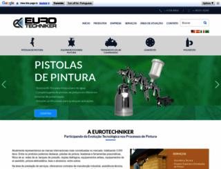 eurotechniker.com.br screenshot