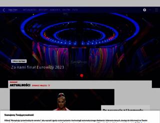eurowizja2015.tvp.pl screenshot