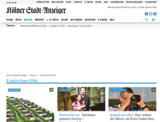 euskirchen-online.ksta.de screenshot