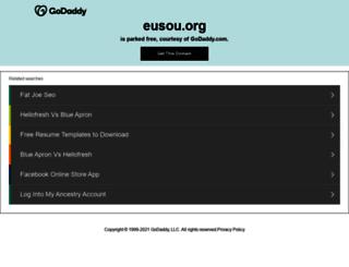 eusou.org screenshot