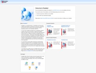 euve25029.vserver.de screenshot