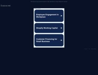 evacva.net screenshot