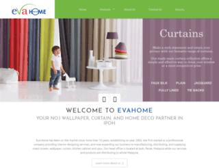 evahome.com.my screenshot